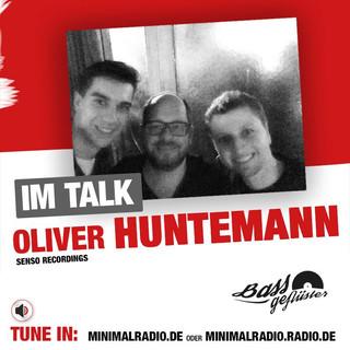 Bassgeflüster mit Oliver Huntemann (Senso)