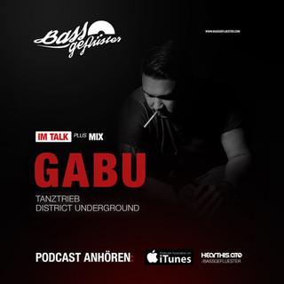 Bassgeflüster mit Gabu (District Underground | 069 Techno)
