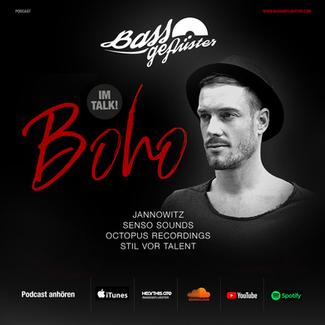 Bassgeflüster mit BOHO (Jannowitz Records | Senso Sounds)