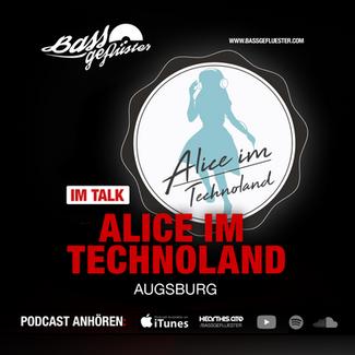 Bassgeflüster mit Alice im Technoland und Paradox Club