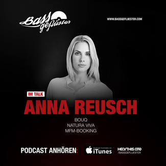 Bassgeflüster mit Anna Reusch (Bouq | Natura Viva | MFM Booking)