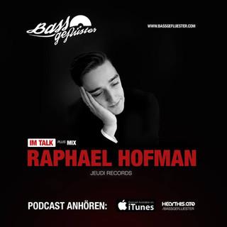 Bassgeflüster mit Raphael Hofman (Jeudi | Save Room Recordings)