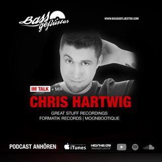 Bassgeflüster mit Chris Hartwig (Formatik | Moonbootique)