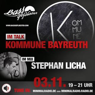 Kommune Bayreuth / Bassgeflüster-Special