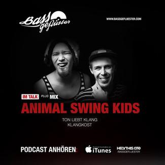 Bassgeflüster mit Animal Swing Kids (Ton Liebt Klang | Klangkost)