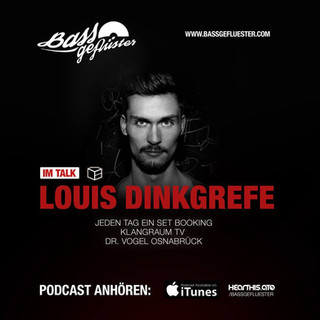 Bassgeflüster mit Louis Dinkgrefe (Klangraum TV   Dr. Vogel)