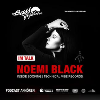 Bassgeflüster mit Noemi Black (Inside Booking)