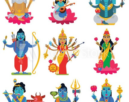 Anecdotes from our mythology that Bharatanatyam taught me