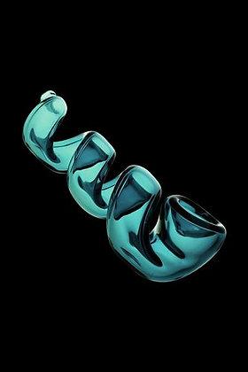 Corkscrew Glass Pipe
