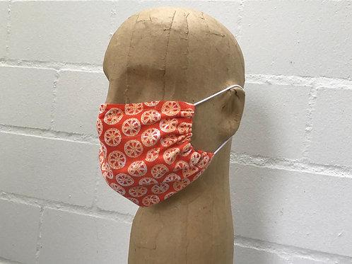 Maske LOCARNO mit Vlies-Einlage