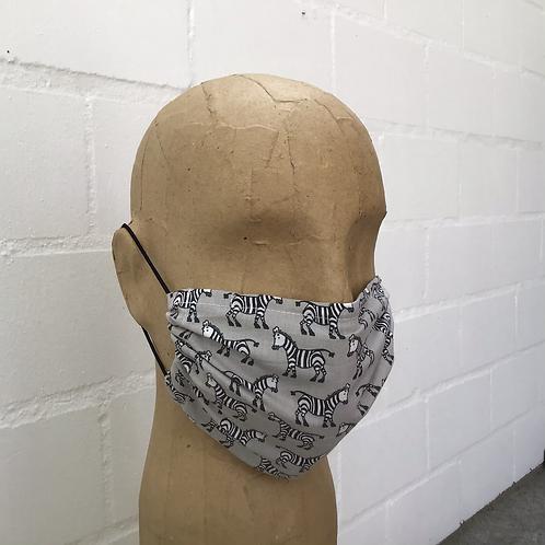 Maske HAUSEN  mit austauschbarer Vlies-Einlage