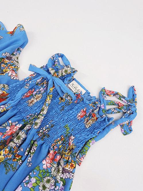 Pippa Shirred Dress