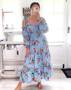 Rae Bloom Dress
