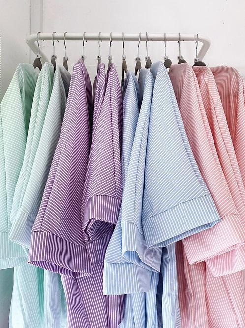 Summer Poplin Shirt