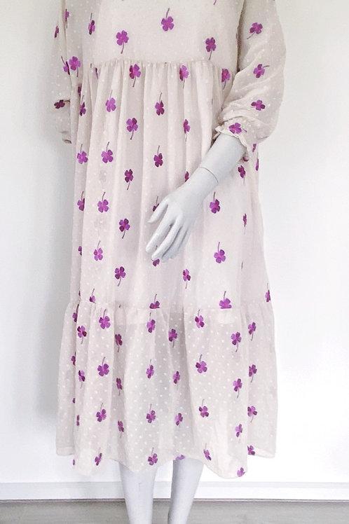 Romy Chiffon Midi Dress