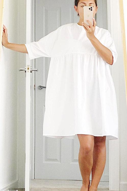 Romy Poplin Dress