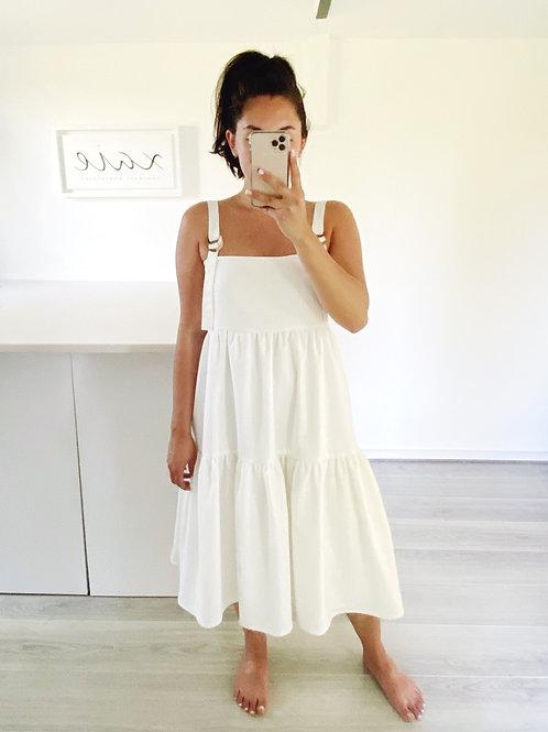 Erin Linen Dress