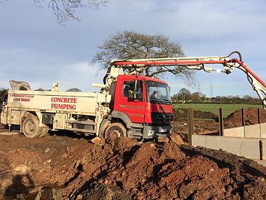 Dalecrete Concrete Pumping