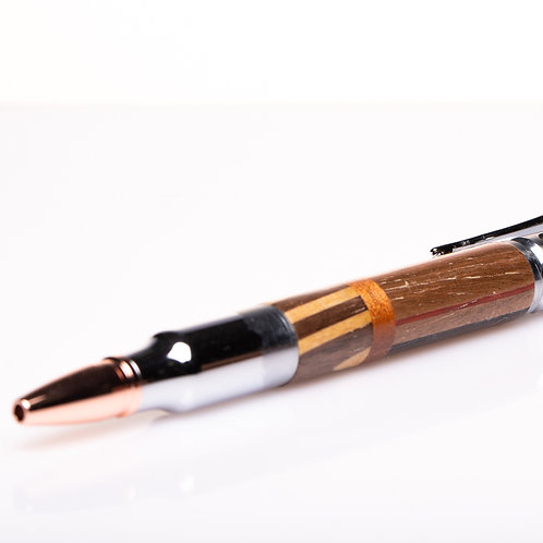 Шарикова ручка из ценных пород дерева