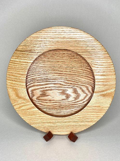 Чаша из ценных пород дерева Дуб