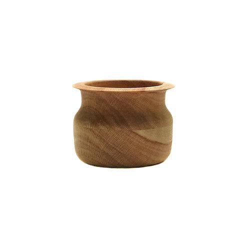 Чаша из ценных пород дерева(арт.116)