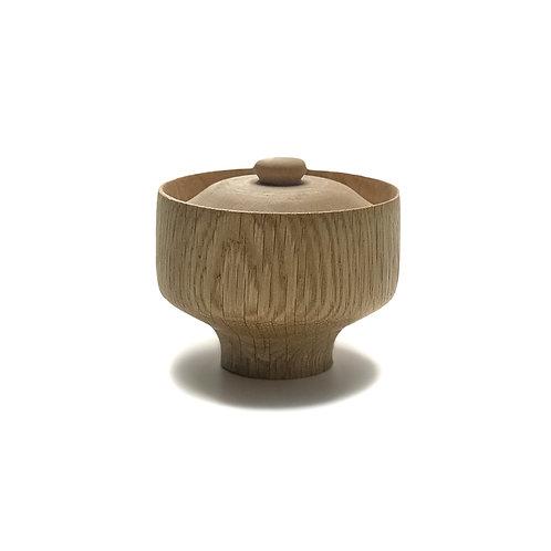 Деревянная чаша(древесина Oak)