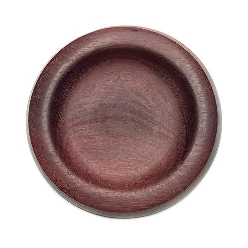 Деревянная тарелка(чаша)(Amaranth)