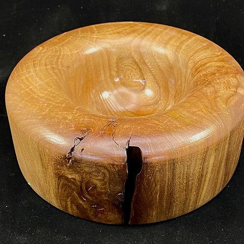 Чаша из ценных пород дерева