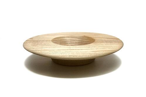 Деревянная чаша(тарелка)(древесина Red Oak)