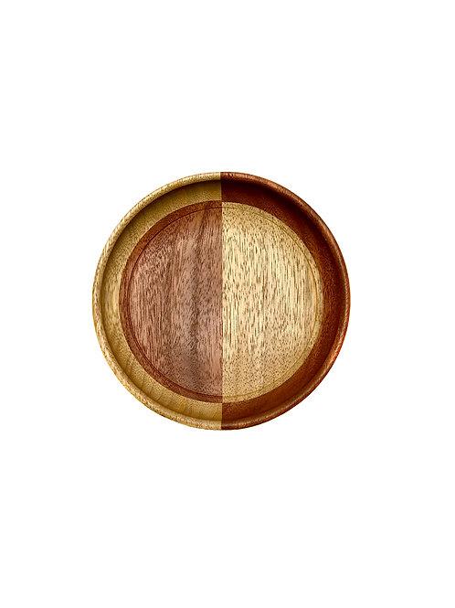 Чаша из ценных пород дерева(арт.115)