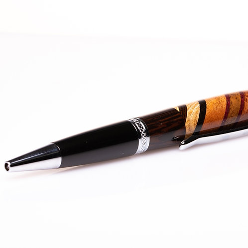 Шариковая ручка из ценных пород дерева
