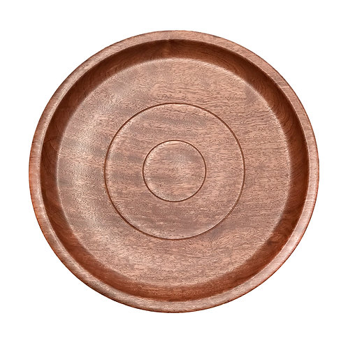 Деревянная тарелка(чаша)(Bubinga)
