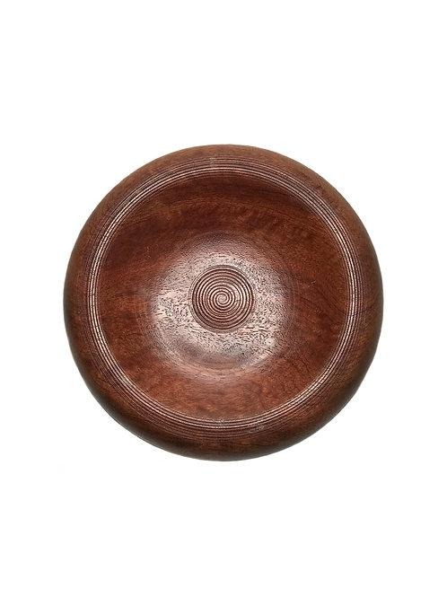 Чаша из ценных пород дерева(арт.127)