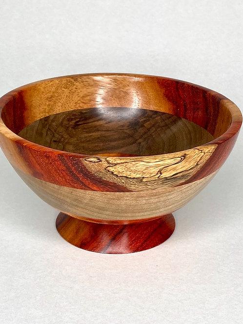 Деревянная чаша Такула + орех