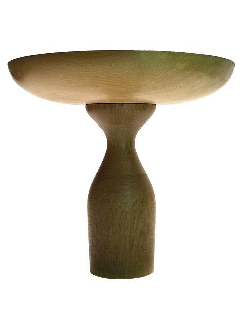 Чаша из ценных пород дерева(арт.144)