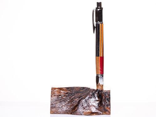 Шариковая ручка из ценных пород