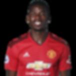 Fodboldpakker - Manchester United - Paul Pogba