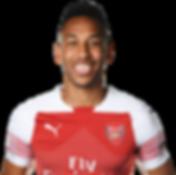 Fodboldpakker - Arsenal - Pierre-Emerick Aubameyang