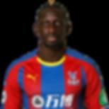 Fodboldpakker - Crystal Palace - Mamadou Sakho