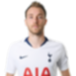 Fodboldpakker - Tottenham - Christian Eriksen