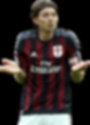 Riccardo Montolivo - Milan AC - 2015-16.
