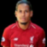 Fodboldpakker - Liverpool FC - Virgil van Dijk