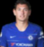 Fodboldpakker - Chelsea FC - Andreas Christensen