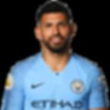 Fodboldpakker - Manchester City - Sergio Agüero