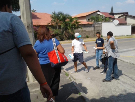 Honduras Evangelism Update