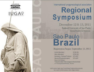 Evento internacional em Uroginecologia ocorre em São Paulo