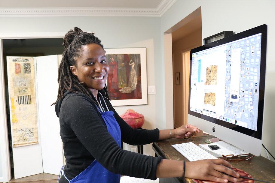 Carol Ann Carter Assistant Shamra Wilson