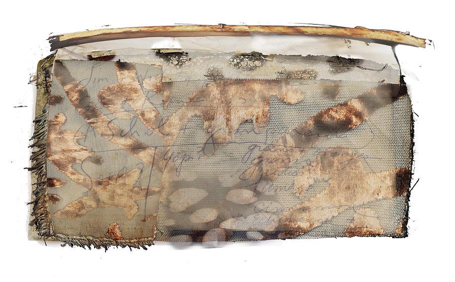 Velvet Bag by Carol Ann Carter