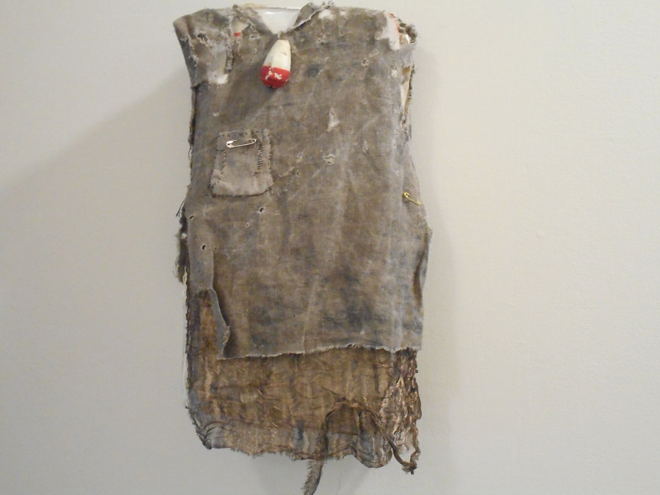 Rag Dress by Carol Ann Carter