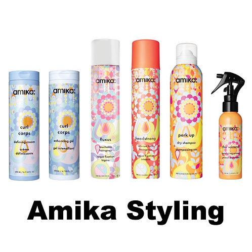 Amika Styling